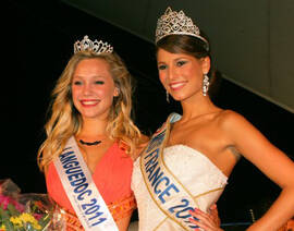 Photo of MISS LANGUEDOC-ROUSSILLON 2011, ALISON COSSENET, DÉJÀ FAVORITE DE L'ÉLECTION MISS FRANCE 2012 ?