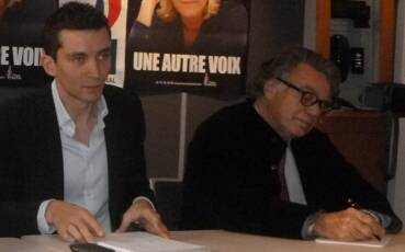 Photo of FRONT NATIONAL Gilbert Collard veut créer son journal !