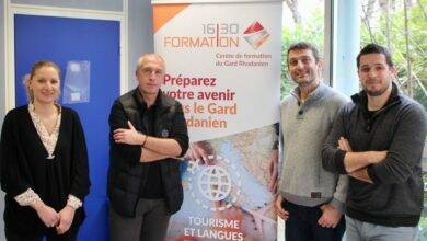 Photo of BAGNOLS 16/30 Formation développe son offre en alternance
