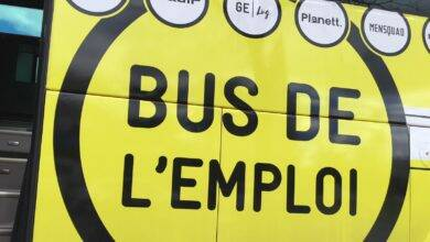 Photo of NÎMES Le bus de l'emploi prend ses quartiers à Valdegour