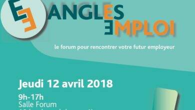 Photo of LES ANGLES 2ème Forum emploi formation
