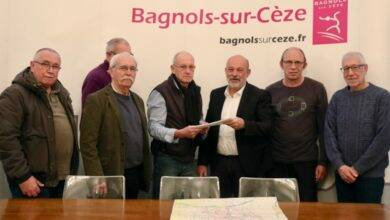 Photo of BAGNOLS Un rapport sur les déplacements doux remis au maire