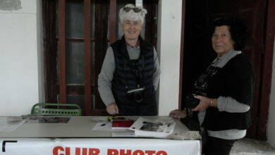 Photo of AIGUES-MORTES Le club photo Regards toujours en selle
