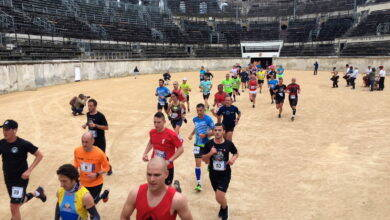 Photo of NÎMES Des étudiants du lycée CCI participent au semi-marathon du 1er mai