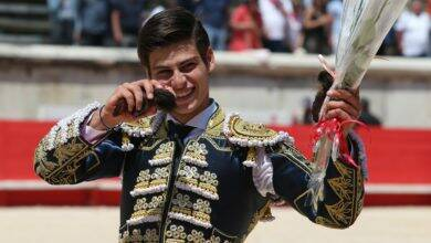 Photo of NÎMES EN FERIA El Rafi remporte la Cape d'Or