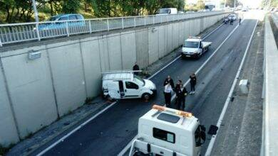 Photo of NÎMES Accident sur la Nationale 106 : le conducteur du poids lourd était sous l'emprise de stupéfiants
