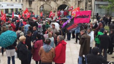 Photo of MANIFESTATIONS DU 1ER MAI Près de 4 000 Gardois dans les rues