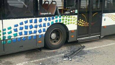 Photo of NÎMES De nombreux bus  » caillassés  » durant le week-end