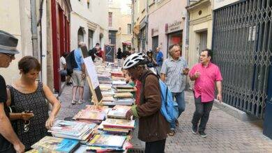 Photo of NÎMES Une grande braderie aux allures de vide boutique