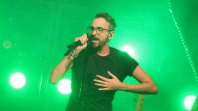 Photo of BAGNOLS En images : Christophe Willem met l'ambiance au mont Cotton