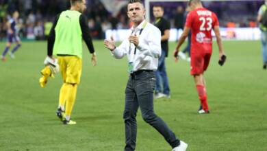 Photo of NÎMES OLYMPIQUE Laurent Tourreau : « Tirer à boulets rouges sur le club, je ne suis pas d'accord »