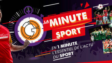 Photo of LA MINUTE SPORT Les indiscrétions sportives de ce jeudi 6 septembre
