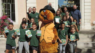 Photo of ALÈS La propreté mobilise les enfants