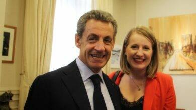 Photo of GARD Léa Boyer rencontre Nicolas Sarkozy