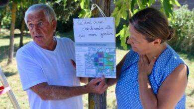 Photo of ROQUEMAURE Le combat contre le projet immobilier des Ponts-Longs continue