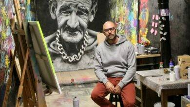 Photo of CONFINEMENT Le street-artiste uzétien Swed Oner lance un projet artistique participatif