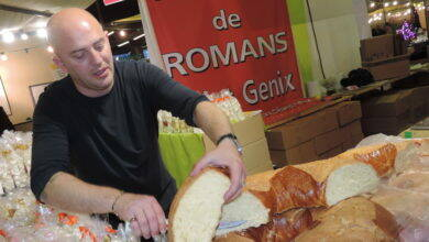 Photo of SALON MIAM L'incontournable pogne de Romans