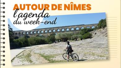 Photo of AUTOUR DE NÎMES Sorties et bons plans, du 27 au 29 septembre 2019