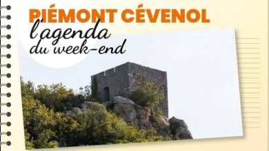 Photo of PIÉMONT CÉVENOL Sorties et bons plans, du 27 au 29 septembre 2019