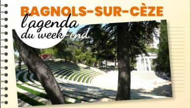 Photo of BAGNOLS-SUR-CÈZE Sorties et bons plans, du 20 au 22 septembre 2019