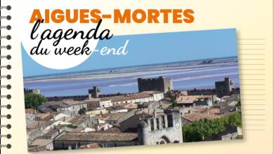 Photo of AIGUES-MORTES Sorties et bons plans, du 13 au 15 mars 2020