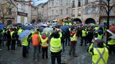 Photo of NÎMES Un gilet jaune condamné