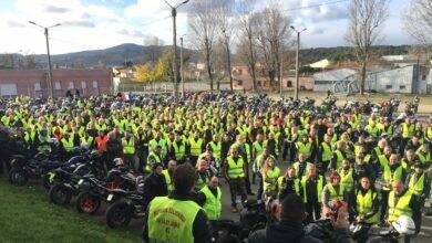 Photo of ALÈS Motos, gilets jaunes et grosse colère…