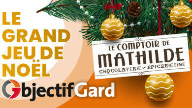 Photo of GRAND JEU DE NOËL Gagnez vos gourmandises du Comptoir de Mathilde à Nîmes