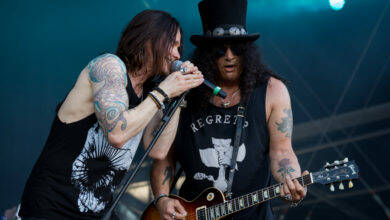 Photo of JEU CONCOURS Vos places pour Slash featuring Myles Kennedy and The Conspirators au Festival de Nîmes !