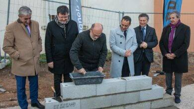 Photo of BAGNOLS Le nouvel Ehpad Le Bosquet sera opérationnel fin 2020