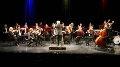 Photo of BAGNOLS Changement d'orchestre pour le concert du Nouvel an