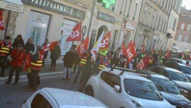 Photo of BAGNOLS Manifestation le 19 mars à l'appel des syndicats et des Gilets jaunes