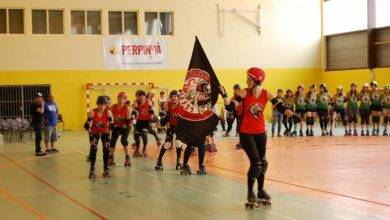Photo of NÎMES Le championnat de France de Roller Derby c'est ce week-end !
