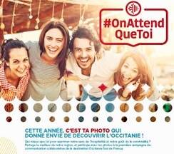 Photo of OCCITANIE #On Attend Que Toi : une campagne touristique participative et digitale