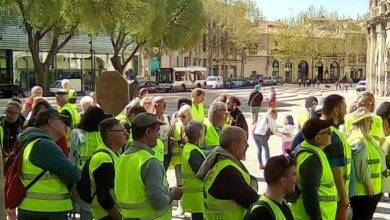 Photo of GILETS JAUNES Interdiction de rassemblement ou de manifestation à Nîmes ce vendredi
