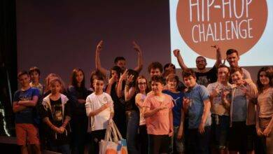 Photo of PONT DU GARD Remise des prix du Hip Hop Challenge