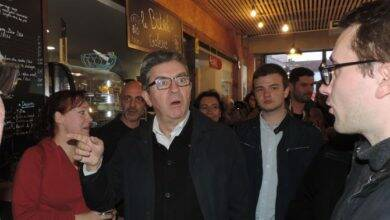 Photo of ALÈS Mélenchon met l'Urban parc en ébullition