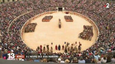 Photo of REPLAY « Nîmes, la petite Rome » à l'honneur dans le journal de France 2