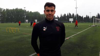 Photo of NÎMES OLYMPIQUE Lucas Dias officiellement gardien professionnel