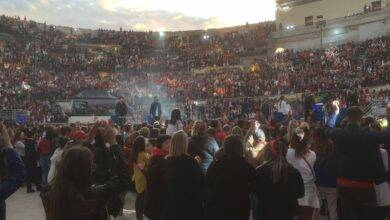 Photo of NÎMES TF1 diffuse son concert « best of » dans les arènes