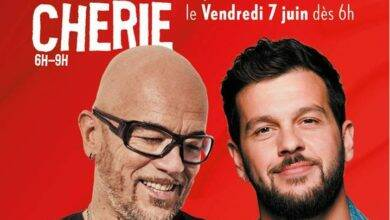 Photo of RADIO Le « Morning » de Chérie FM en direct de Nîmes avec Pascal Obispo et Claudio Capéo