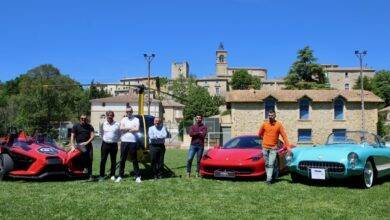 Photo of L'IMAGE Le Festif Motors de Tresques tourne son film promotionnel