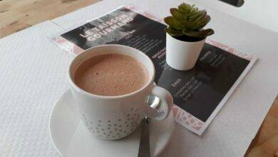 Photo of VENDREDI GOURMAND Le chocolat chaud du Taisson Gourmand
