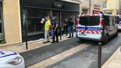 Photo of NÎMES Une centaine de manifestants gilets jaunes et 30 PV dressés