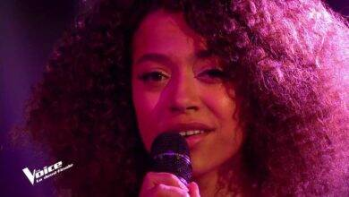 Photo of REPLAY La jeune Viganaise Whitney en finale de The Voice sur TF1
