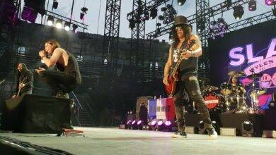 Photo of NÎMES En images : Slash dans la légende