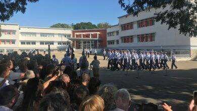 Photo of NÎMES L'École Nationale de Police sort une nouvelle promotion