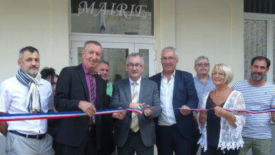 Photo of DIMANCHE VILLAGES Ners inaugure sa nouvelle mairie