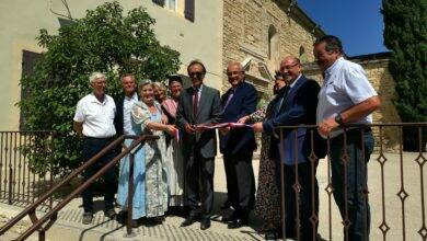 Photo of VALLABREGUES Des inaugurations en série