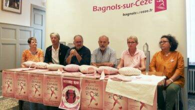 Photo of BAGNOLS Le programme d'Octobre rose